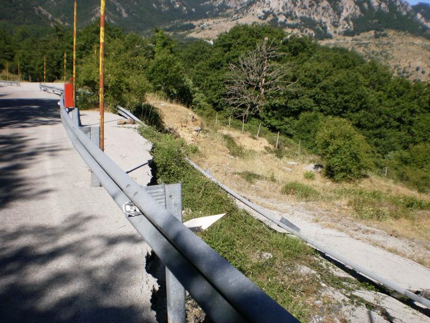 Foto Comitato per il ripristino delle strade provinciali a Palermo