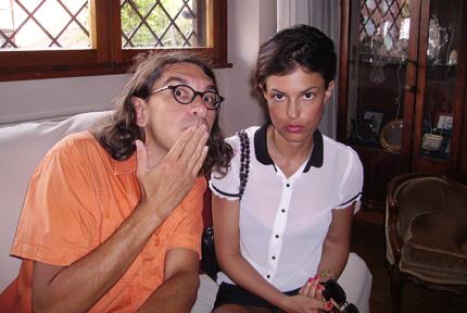 Gabriele paolini da disturbatore tv ai film porno il for Porno dive italiane