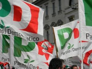 Bandiere Pd, foto internet