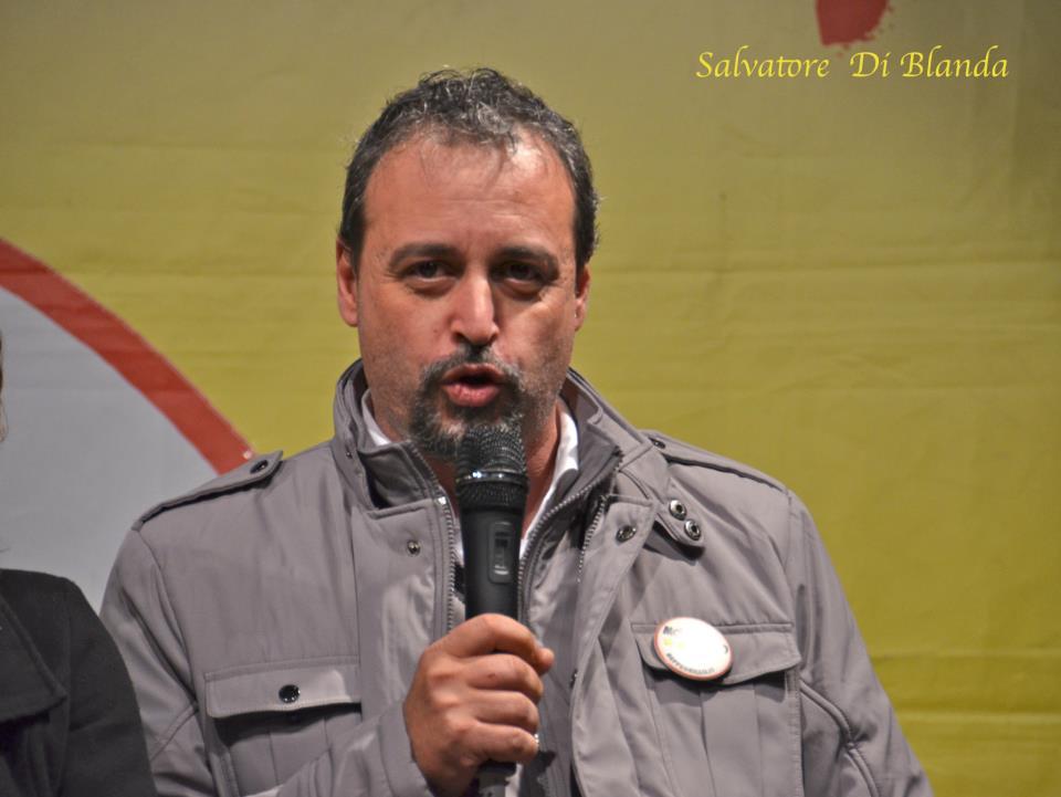 Salvatore Siragusa - Deputato regionale Movimento 5 Stelle