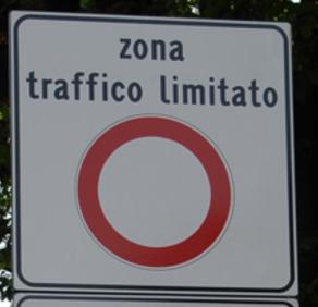 Palermo - ZTL - Polizia Municipale - Varco controlli