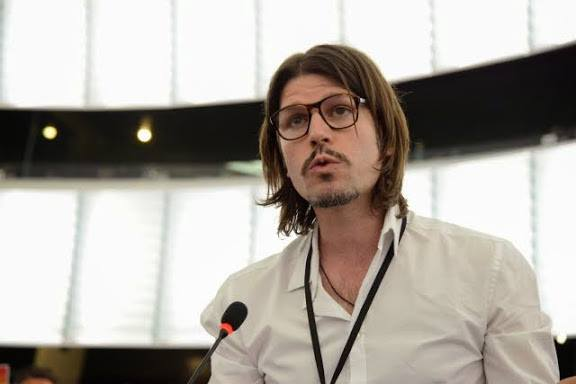 Ignazio Corrao - eurodeputato Parlamento Europeo
