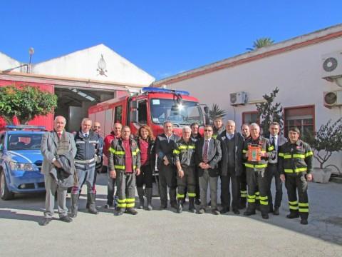 rotary defibrillatore 2014 vigili del fuoco