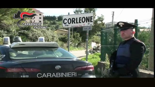 carabinieri corleone arresti