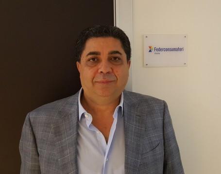 Presidente Federconsumatori Sicilia, Alfio La Rosa