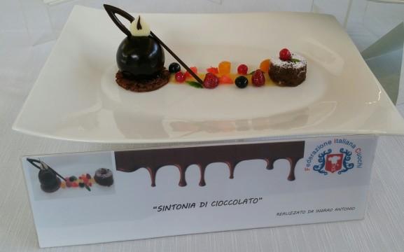 sintonia di cioccolato Ingrao Antonio