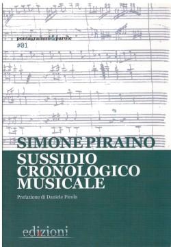 Sussidio Cronologico Musicale