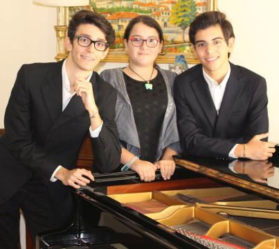 Pianisti 7 maggio