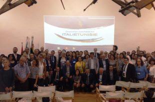 foto gruppo di lavoro Sicilia Tunisia