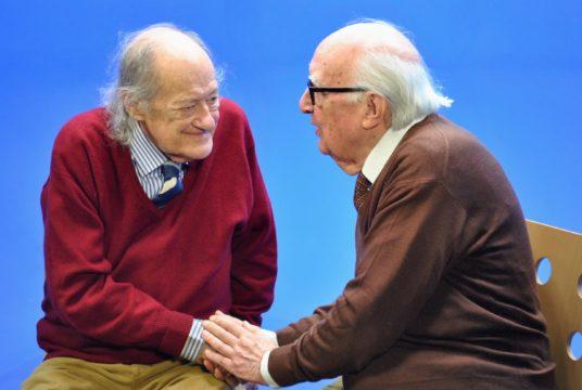 Andrea Camilleri e Ugo Gregoretti