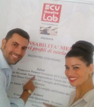 Avv. Francesca Paola Quartararo e Dott. Ugo Riccardo Tutone