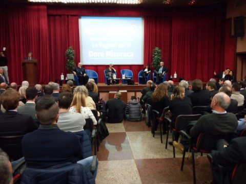 Simona Vicari, Beatrice Lorenzin, Dore Misuraca a Palermo