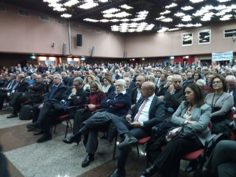 Referendum - Simona Vicari, Beatrice Lorenzin, Dore Misuraca, Palermo, Hotel Astoria Palace