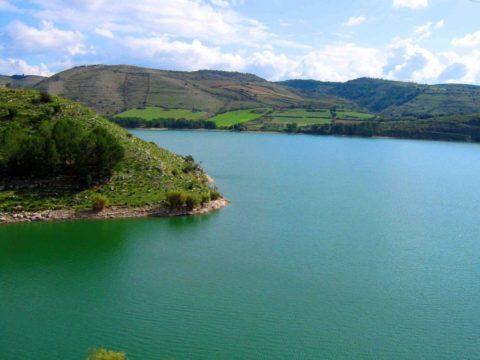 Lago Santa Rosalia - Ragusa