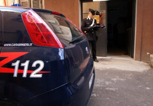 Carabinieri comando di Cefalù - Assenteisti dal badge facile
