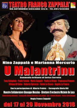 Teatro Franco Zappalà; U Malantrinu