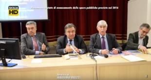 Conferenza stampa  piano avanzamento 2016