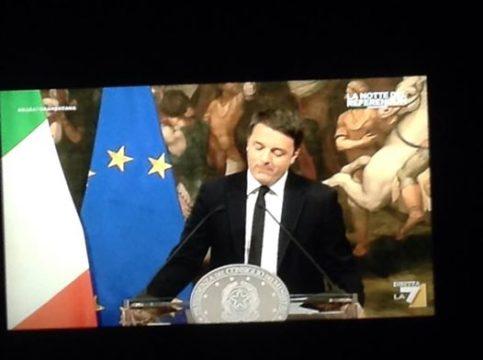Matteo Renzi - Dimissioni - Referendum della discordia - PD - Fine di un governo