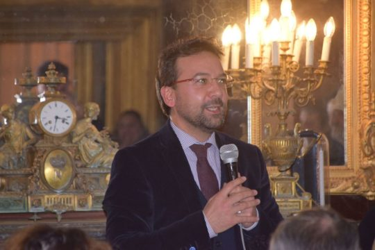 Consigliere Giulio Cusumano-Federteatri
