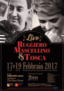 Ruggiero Mascellino e Tosca