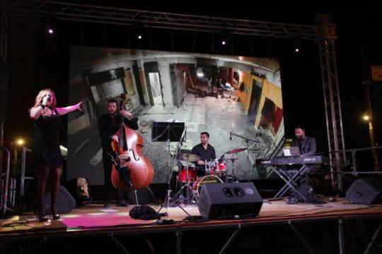 Easy Jazz Project di Joe e Marianna Costantino con Davide Inguaggiato e Luca Trentacoste - ANNI20