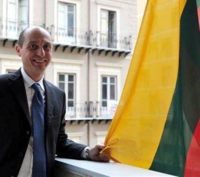 Alessandro Palmigiano, console onorario Lituania