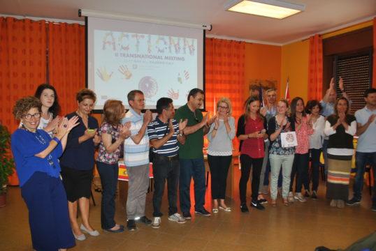 Istitituo Ferrara: PROGETTO ERASMUS+ ACTIONN