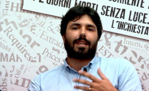 La tana del lupo - daniele lercara, Noi con Salvini