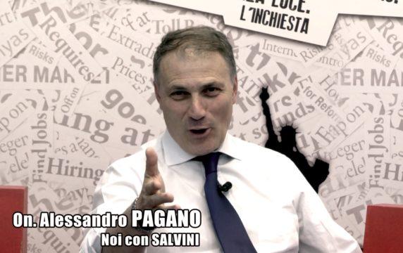 Termini Imerese, Alessandro Pagano - Lega-NCS