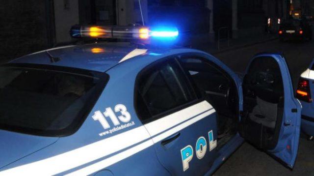 polizia di stato arresta topi d'auto