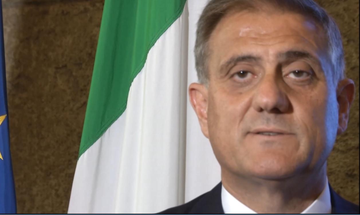 Giovanni Ardizzone presidente Assemblea Regionale Siciliana Foto Copyright