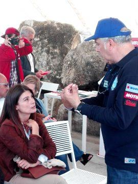 Manuela Cipolla e Sergio Davì
