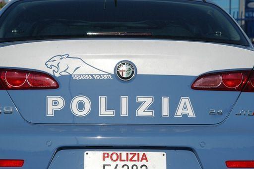 polizia - straniero