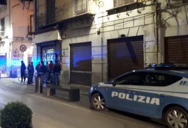 polizia - arrestato -extracomunitario