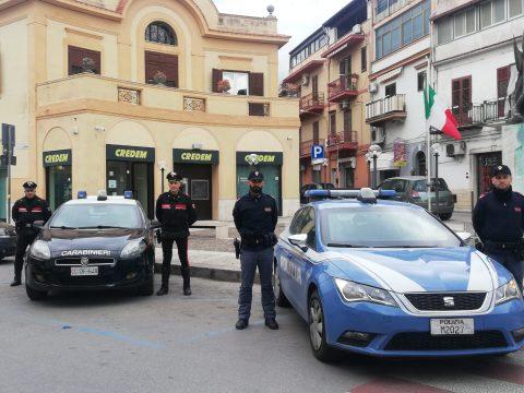 carabinieri - polizia di stato - plauso