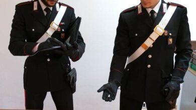 Carabinieri - Droga Sperone