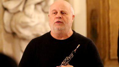 totò ferraro oboe - omaggio a Morricone