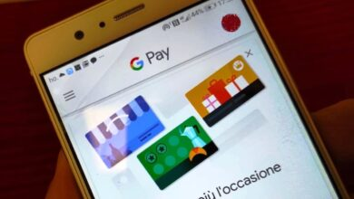 Google pay - on line
