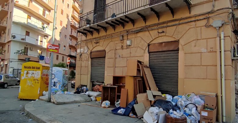 monnezza -ingombranti Palermo