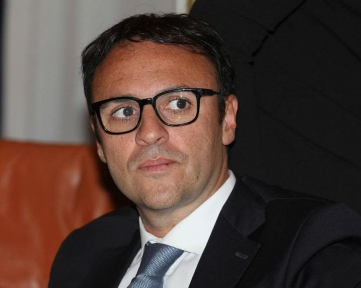 Vincenzo Figuccia - Deputato all'Ars e commissario provinciale della lega per Palermo