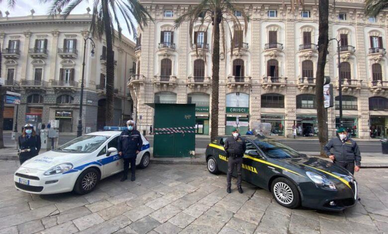 Polizia Municipale e Guardia di Finanza