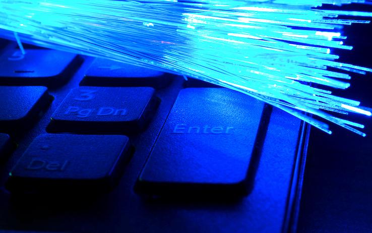 Internet tra fibra ottica e 5G