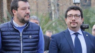 Salvini- Gelarda - Monnezza Palermo