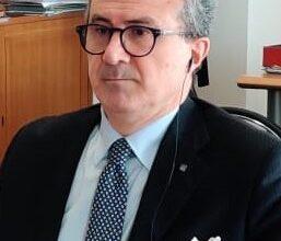 Toto Cordaro - Assessore regionale all'Ambiente