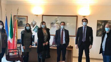 Confintesa incontra Assessorato regionale funzione pubblica Russo Martine Rizzo Zambuto