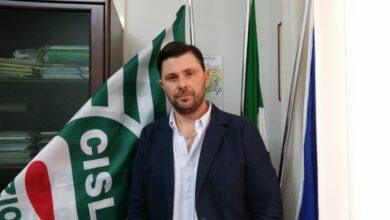 Danilo Sottile Segretario generale Cisl Fp Catania
