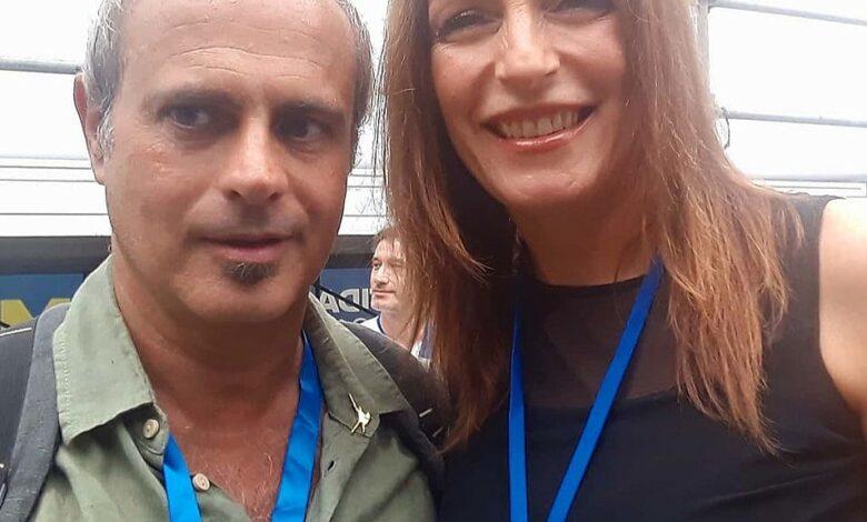 Alberto Samona e Lucia Borgonzoni