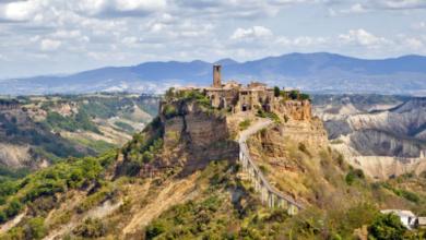 Bagnoregio (Viterbo) Patrimonio Unesco