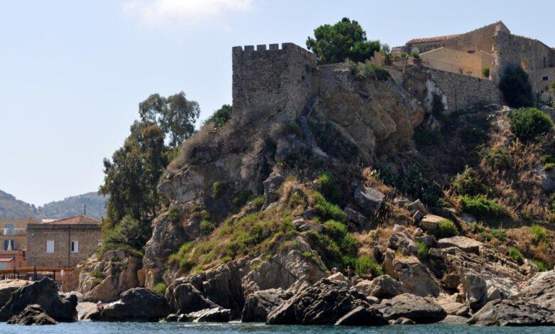 Castello di San Giorgio - Castel di Tusa (ME)