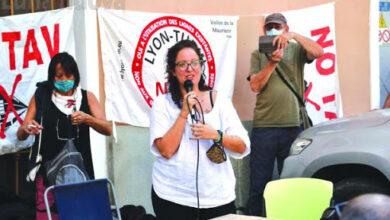 Dana Lauriola - Attivista movimento No Tav